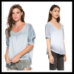 Free People Saturn Ombre Tee